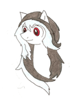Snow Feather (my OC pony)