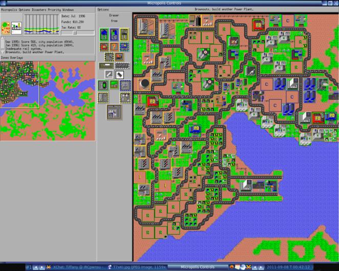 Micropolis (SimCity)