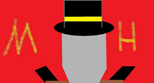 Madhatter. Made it in Paint.