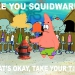 Patrick humor.