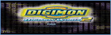 Digimon World 2 Forum Header