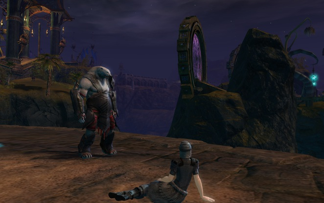 Volibear in Guild Wars 2