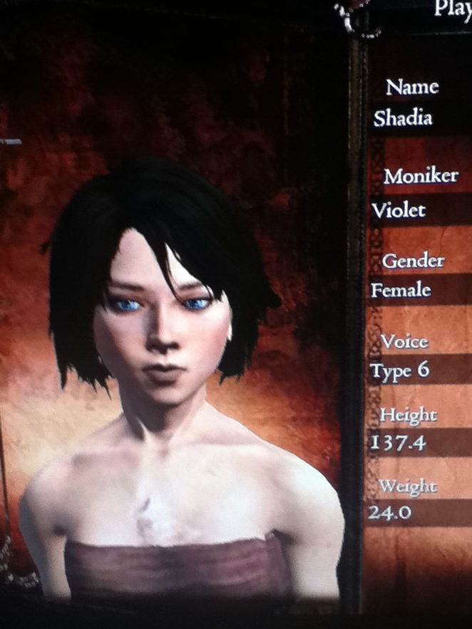 Arisen - Shadia (Mage)