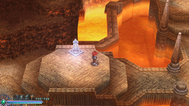 Ys - The Oath of Felghana Widescreen Update