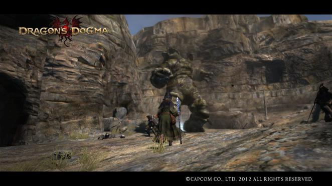 Dragon's Dogma - Golem's Demise