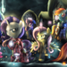 MLP - Mane Six Avengers Wallpaper 1080p