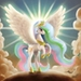 MLP - Angelic Celestia Wallpaper 1080p