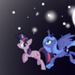 MLP - Twilight and Luna Wallpaper 1080p