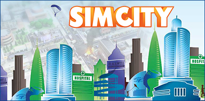 SimCity 5 Community Header
