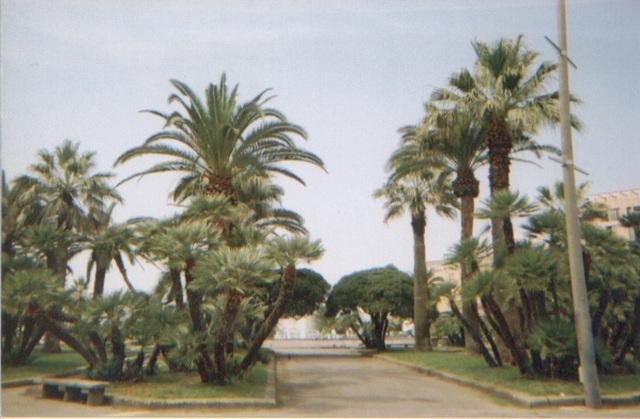 Outside Tiff's Place; Che Bella L'Italia