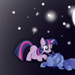 MLP - Twilight and Trixie Wallpaper 1080p