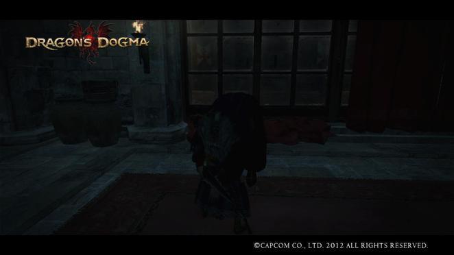 Dragon's Dogma - Carrying Said Madman