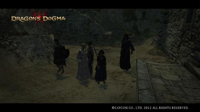 Dragon's Dogma - End-Game Group