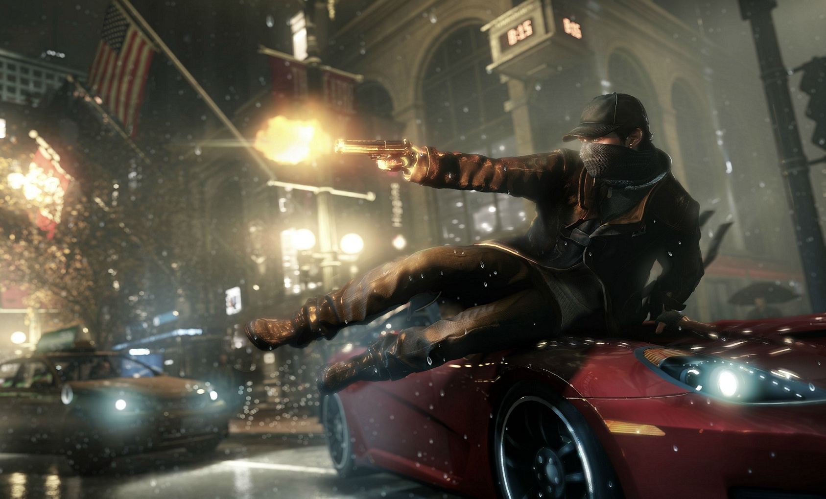 Can You Customize Cars In Watch Dogs