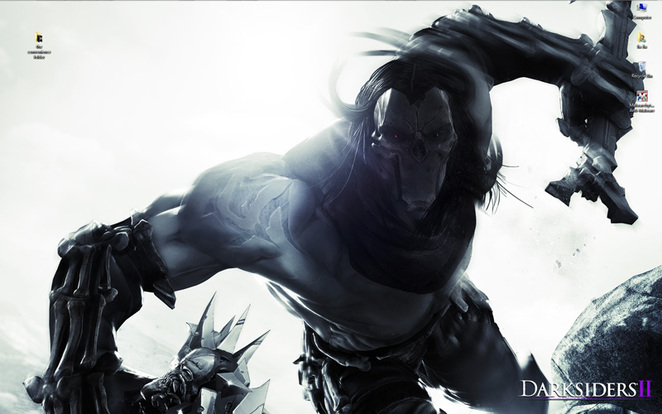 Darksiders II desktop
