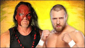 Summerslam 2012 - Kane vs. Daniel Bryan
