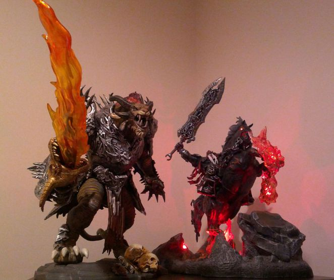 Rytlock and War