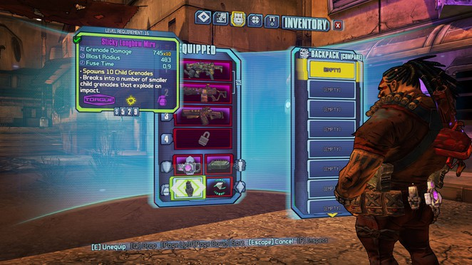 Borderlands 2 Loot!
