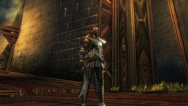 Guild Wars 2 Beta Personal Story Cut Scene Dialog