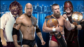 5 Most Wanted WrestleMania 29 Dream Matches (WWE.com ...