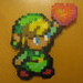 Minish Cap Link. lol I know, he looks Mexican.