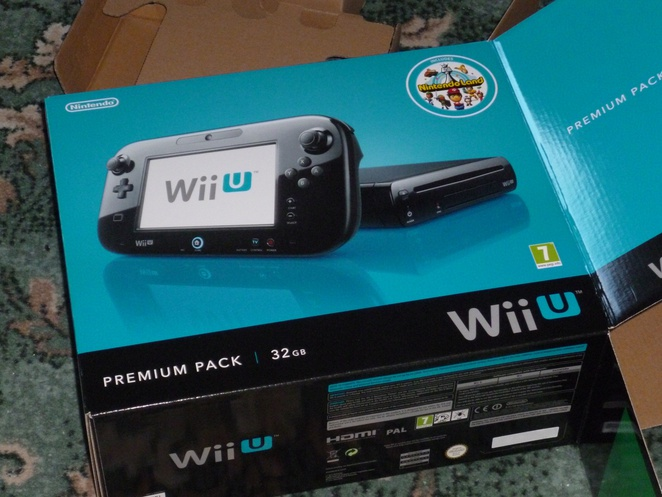 Tiffy's Wii U Premium Pack!