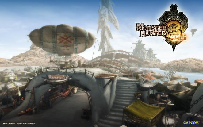 monsterhunter.neo background