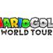 Mario Golf: World Tour Logo