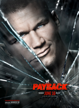 WWE Payback 2013 Poster Image