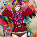 Color Splash Anime Girl