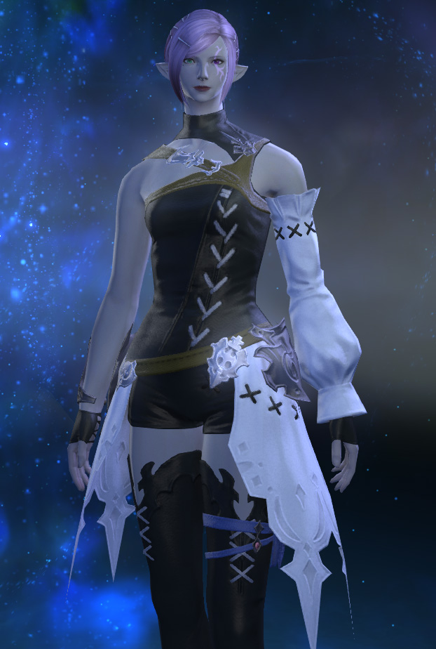 Final Fantasy XIV - First Created Character
