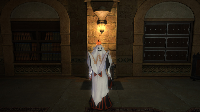 All Saints Day - Costume - Howling Spirit