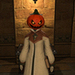 All Saints Day - Costume - Ripened Pumpkin Head