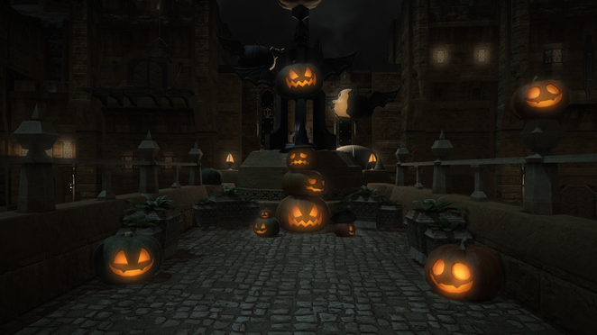 FFXIV - All Saints Day - Pumpkins