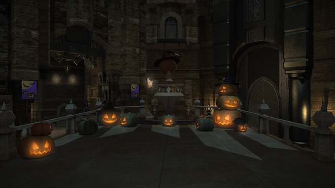 FFXIV - All Saints Day - Decoration