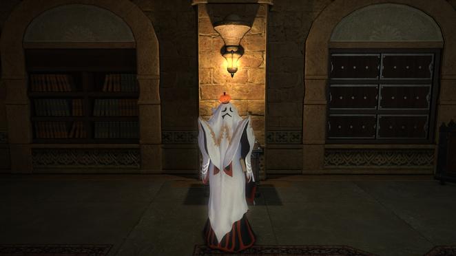All Saints Day - Costume - Wailing Spirit