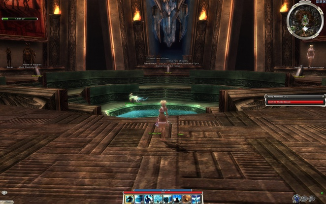 Guild Wars 1 Hall of Monuments