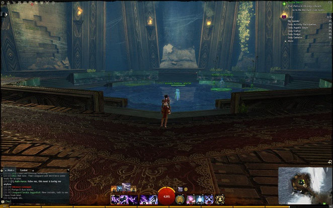 Guild Wars 2 Hall of Monuments