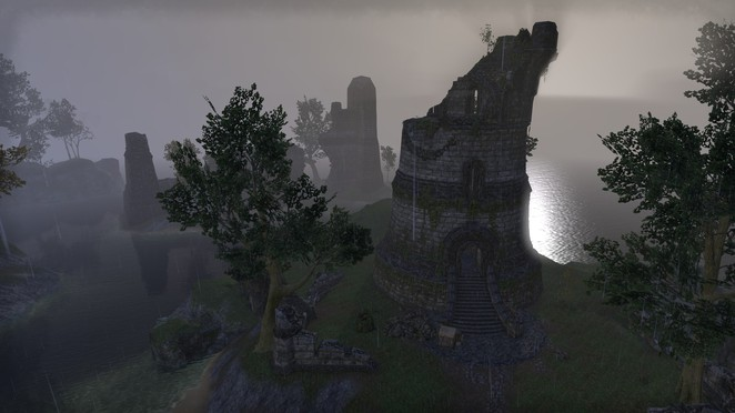 TESO - Ruined Tower