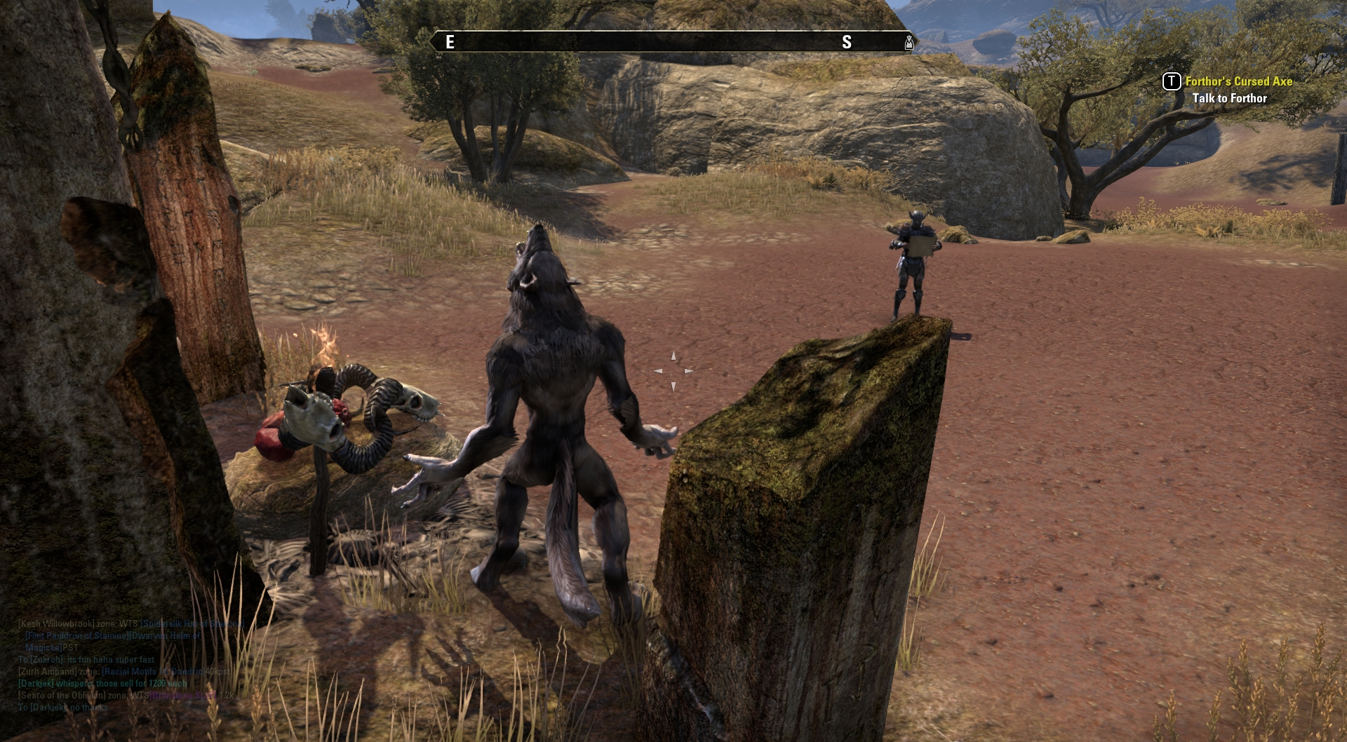 elder scrolls online how to become a vampire