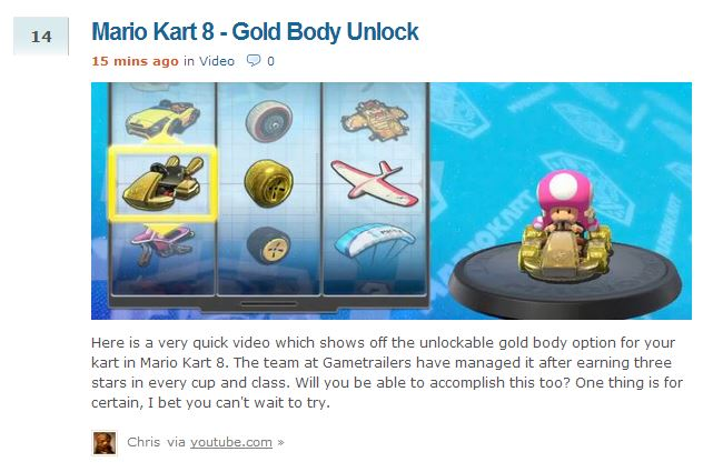 mario kart 8 deluxe gold mario stats