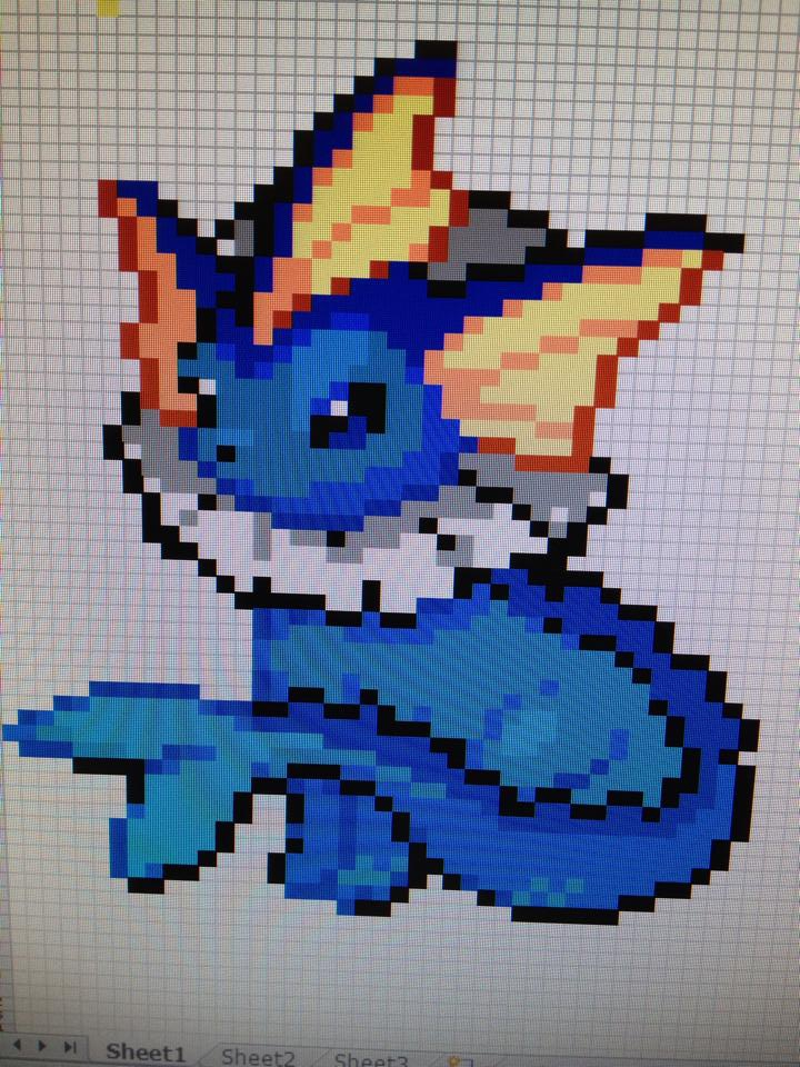Pokemon Pixel Art Recommendations General Pokémon Forum