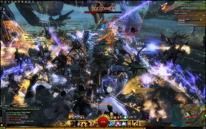 Guild Wars 2: Tequatl Fight