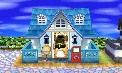Re Exterior Decoration Page 2 Animal Crossing New
