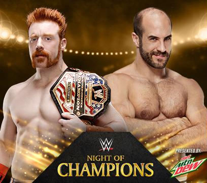 Wwe night of champions pt 9 21st september 2014 wrestling forum neoseeker forums - Night of champions 2010 match card ...
