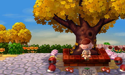 animal crossing new leaf fruit tree guide