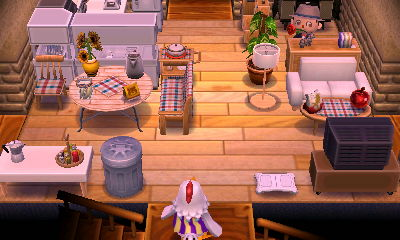 Your Furniture Set Up Animal Crossing New Leaf Forum