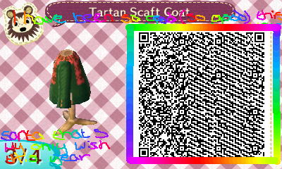 re: The QR Code Database - Page 6 - Animal Crossing: New