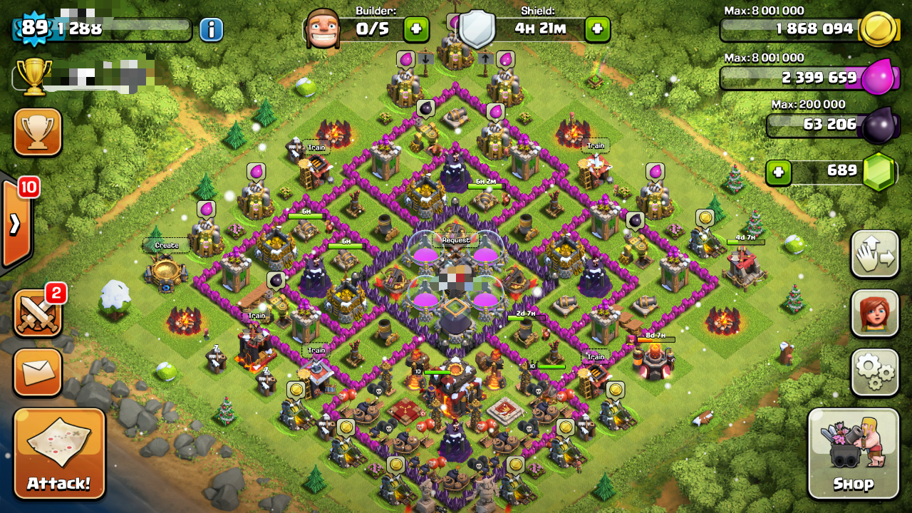 Clash Of Clans Flags | Apps Directories