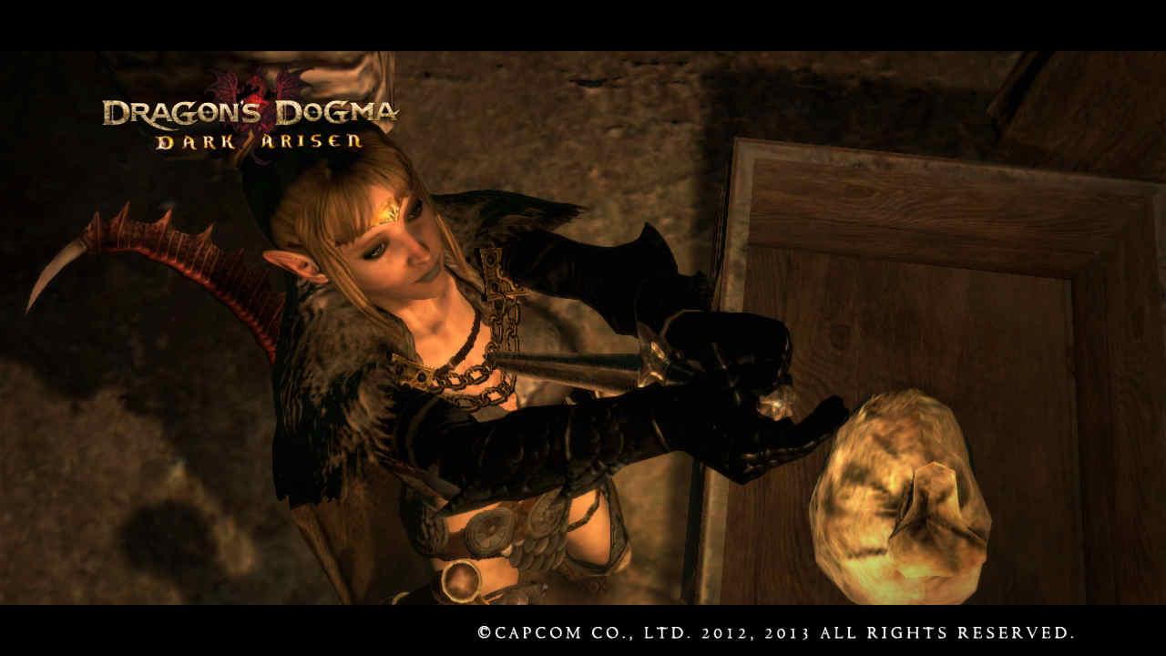 New Official 2015 Screenshotspics Thread Dragons Dogma Dark